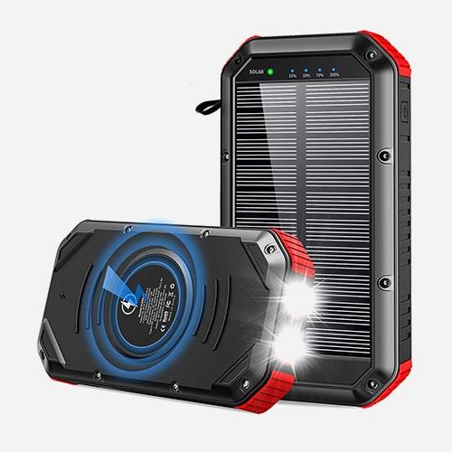 30000mAh Solar powerbank